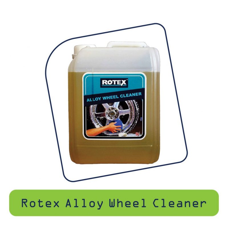 Rotex Alloy Wheel Cleaner