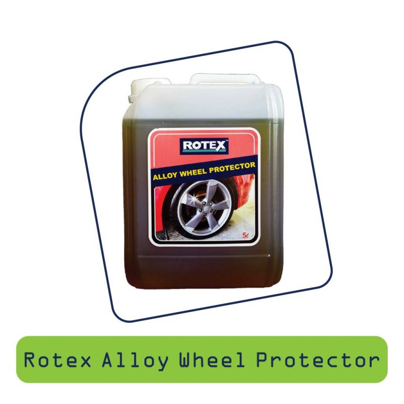 Rotex Alloy Wheel Proetector