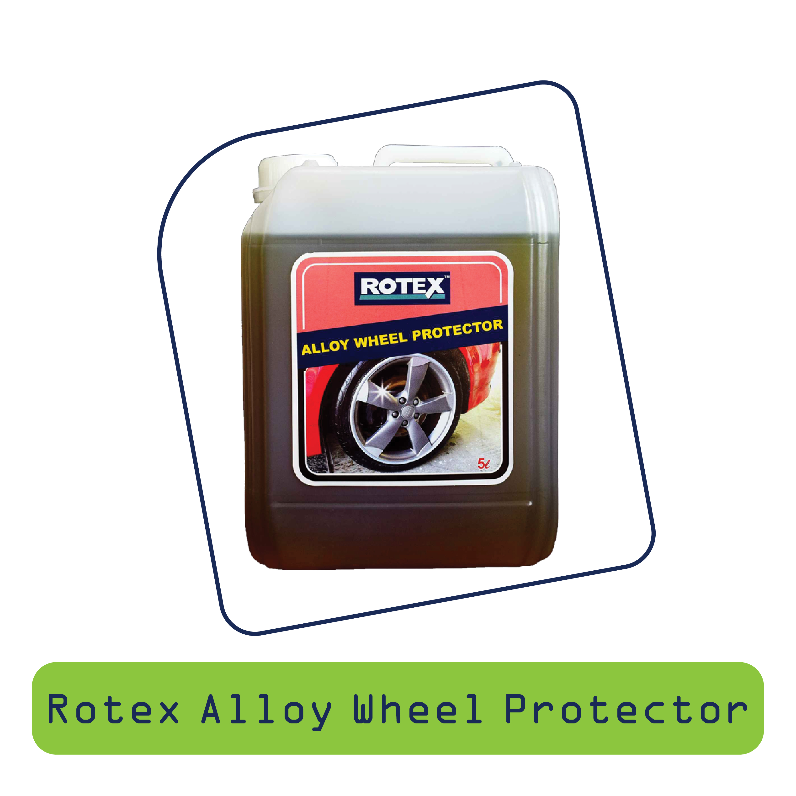 Rotex Alloy Wheel Proetector