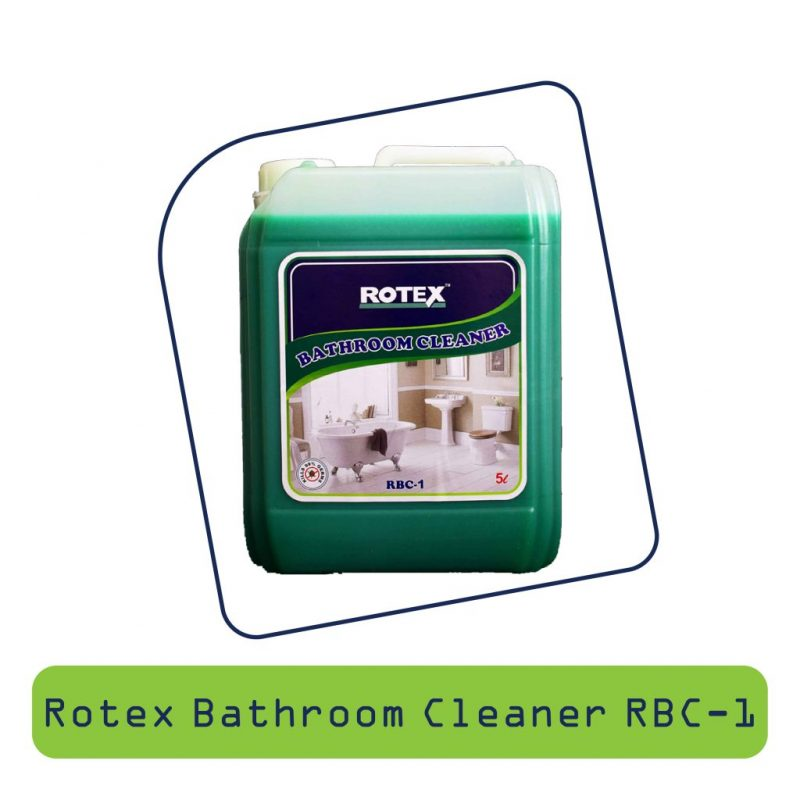 Rotex Bathroom Cleaner RBC-1