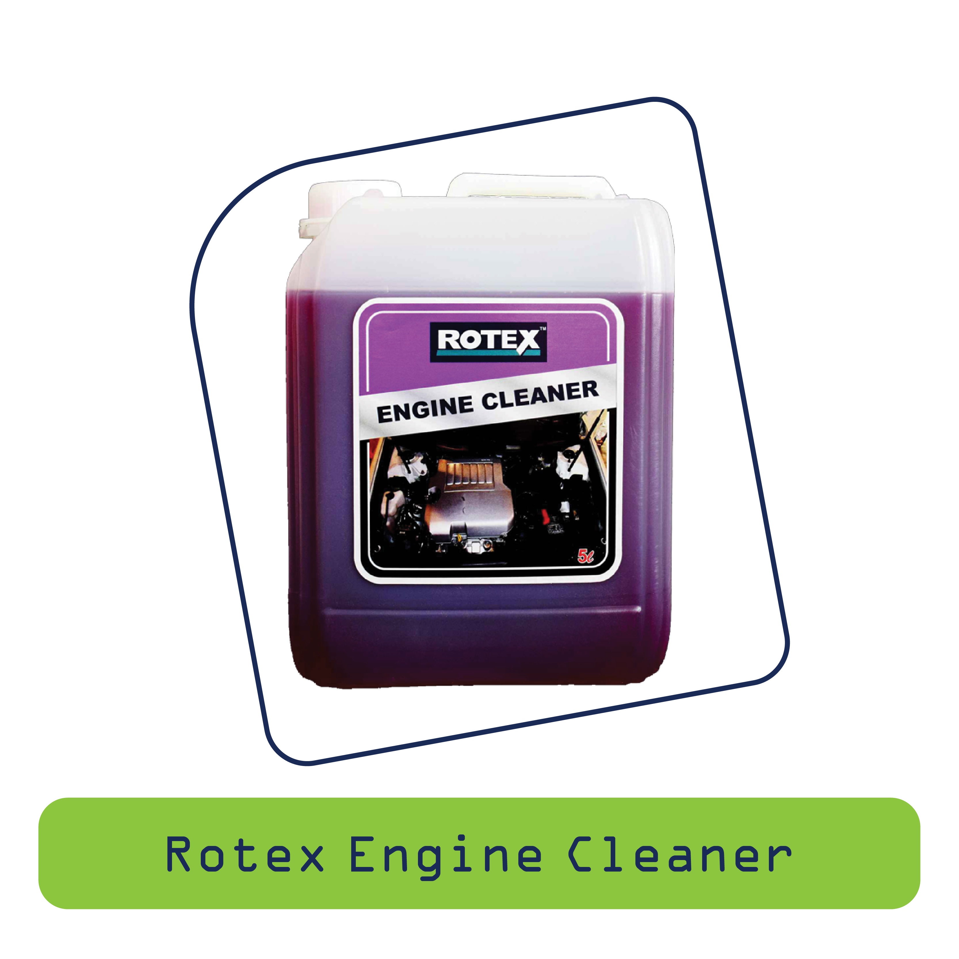 Rotex Engine Cleaner