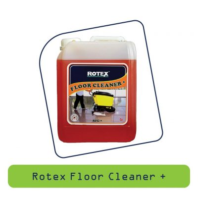 Rotex Floor Cleaner +