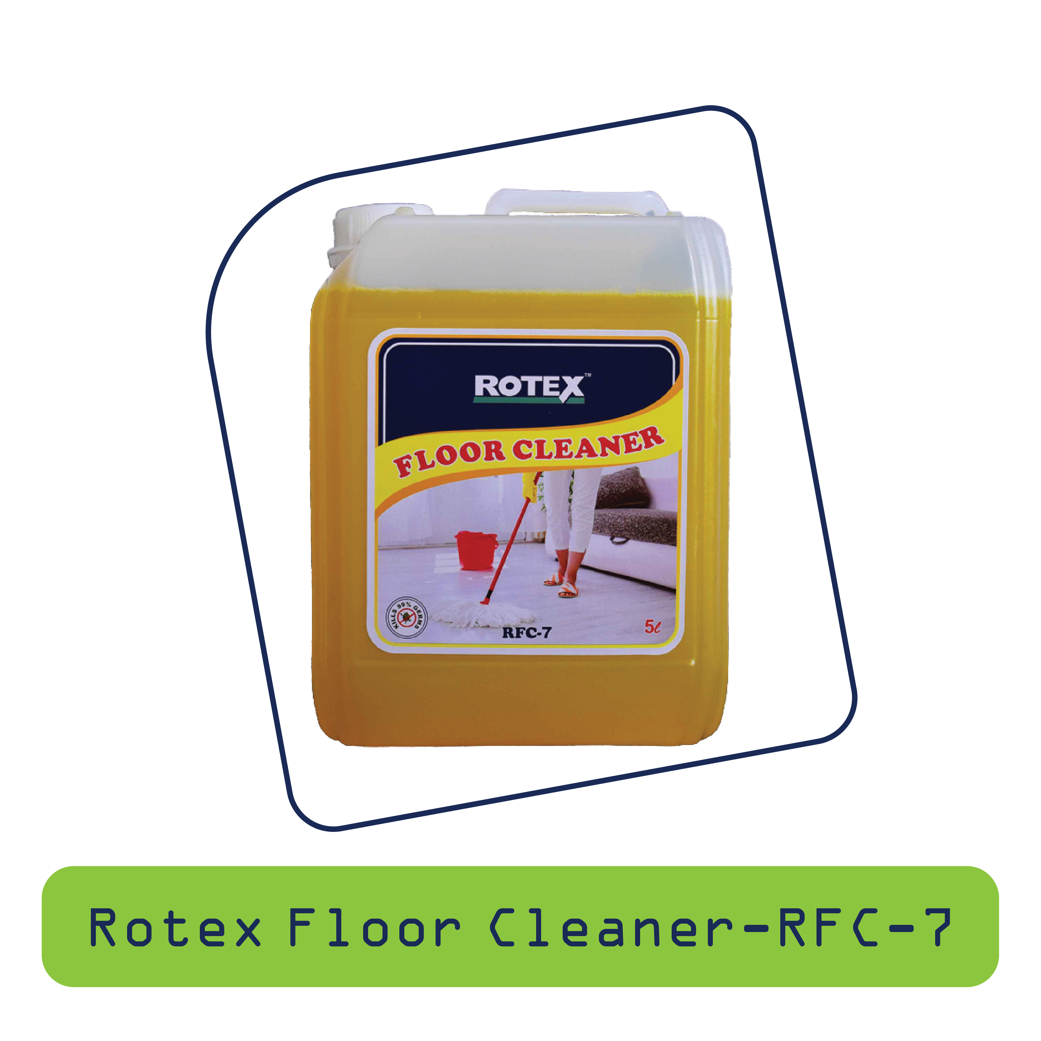Rotex Floor Cleaner RFC-7