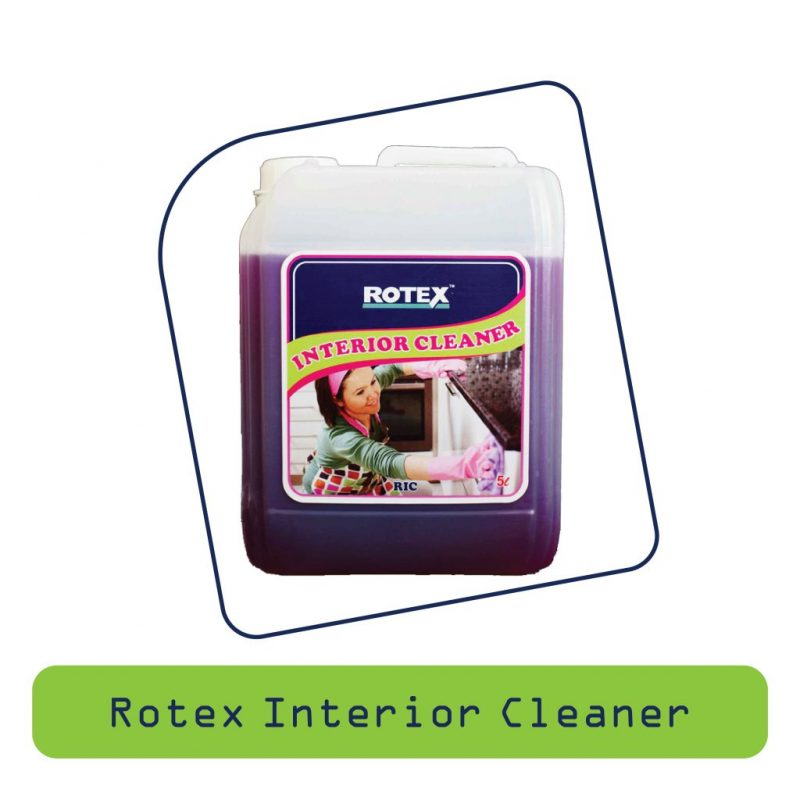 Rotex Interior Cleaner