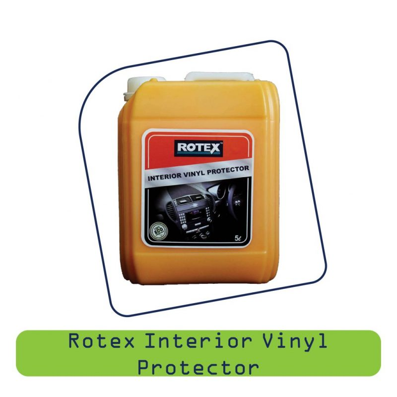 Rotex Interior Vinyl Protector