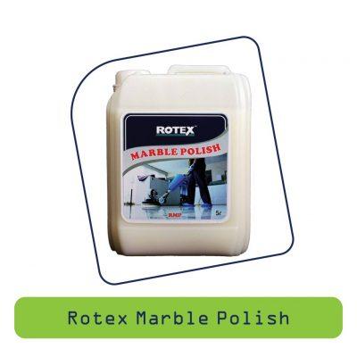 Rotex Marble Polish