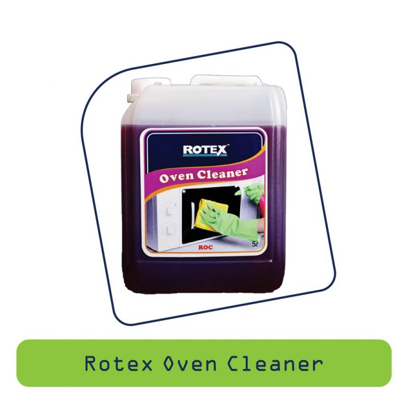 Rotex Oven Cleaner