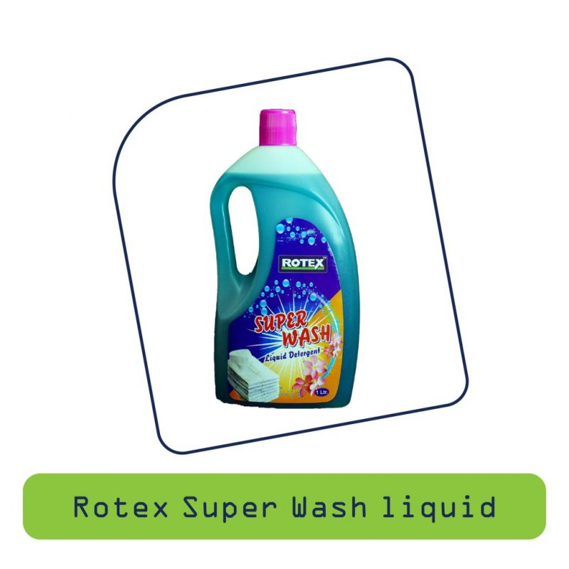 Rotex Super wash Liquid