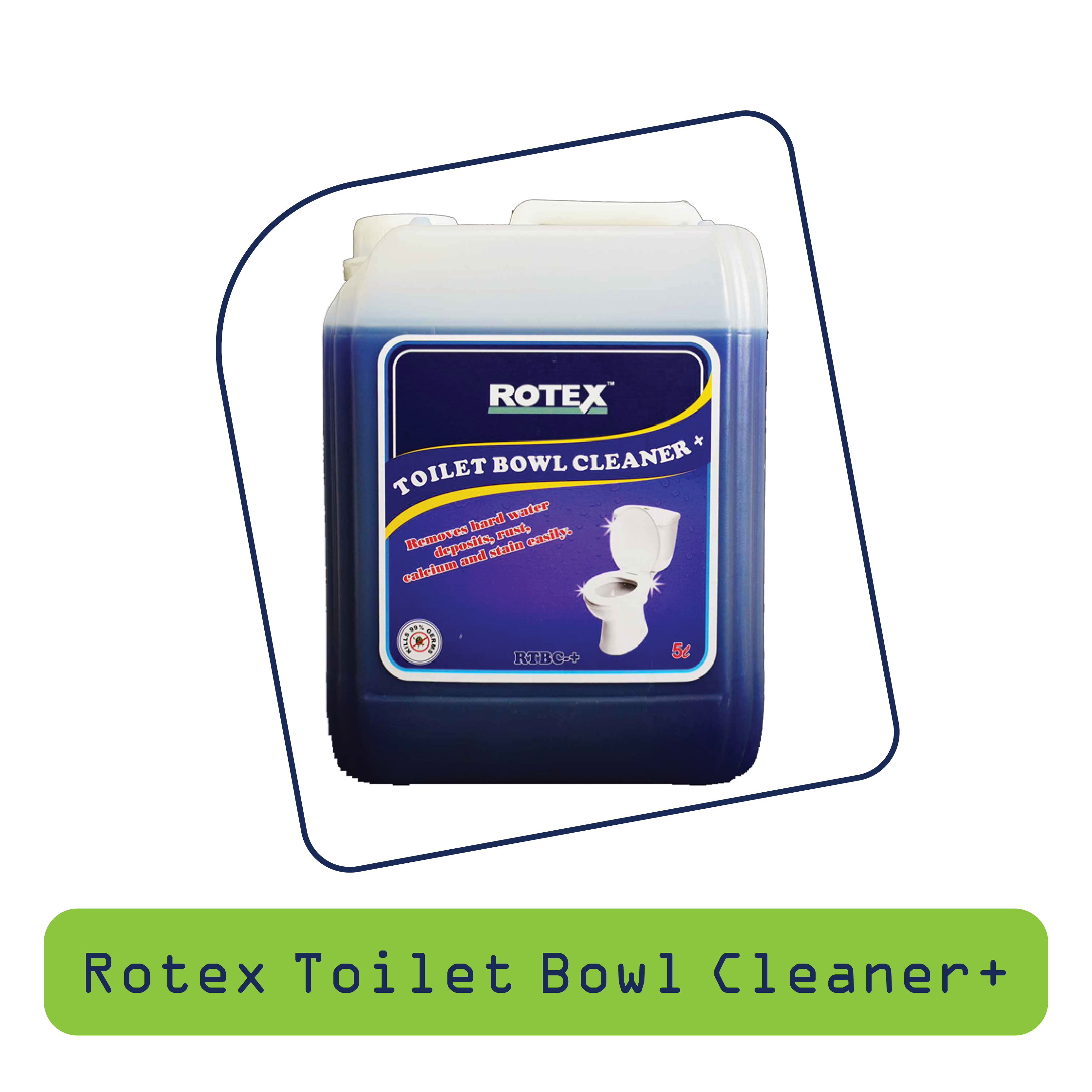 Rotex Toilet Bowl Cleaner